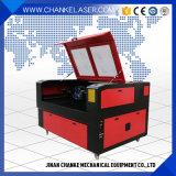 Tagliatrice del laser del metallo del CO2 per spessore metallifero e non metallifero di 1.5-2mm