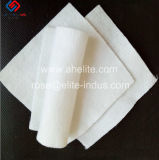 Acupuntura discontinuas de poliéster fibra corta tejidos geotextiles