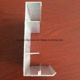 Quadrado, perfil redondo, diferente da extrusão da liga de alumínio para a porta e câmara de ar 14 do indicador