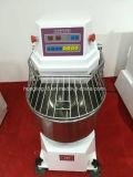 Mélangeur spiralé de luxe de la qualité 50kg 130L de Hongling depuis 1979