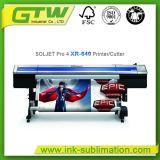FAVORABLES impresora 4 Xr-640/cortador de Rolando Soljet en alta velocidad de impresión