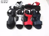 方法女性のサンダルは蹄鉄を打つ屋外の靴(YG3127-1)に
