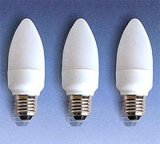 Kerze Energiesparlampe (UK2)