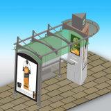 屋外の通り家具の工場価格のバス停の避難所