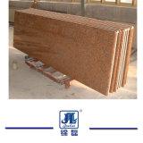 석판을%s G562 단풍나무 빨간 화강암 또는 도와 또는 싱크대 또는 층계 단계 또는 허영 상단 또는 벽지