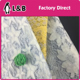 Tessuto popolare all'ingrosso del merletto del cavo del merletto di alta qualità 2017