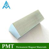 Langer Fliese-Form NdFeB Magnet mit Neodym mit Zink-Beschichtung