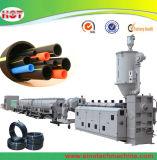Equipamento plástico da extrusão da folha da tubulação do ABS do HDPE PPR do PVC de China
