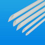 Hitzebeständiges Fiberglas-umsponnenes elektrisches Silikon-Gummi Sleeving
