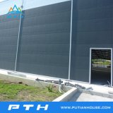 O projeto de construção do Prédio de Depósito de Estrutura de aço prefabricadas