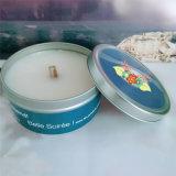 Fabricante al aire libre de la vela de la decoración de la citronela