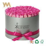 Lid를 가진 싼 Wholesale Round Packaging Flower Box