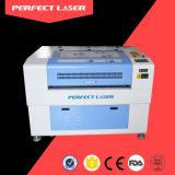 Vollkommener Laser-Acryl-CO2 Laser-Ausschnitt-Maschinen-Preis, der 1390 graviert