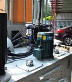 pequeño estándar 12tons con la máquina del moldeo a presión del certificado de Ce&ISO