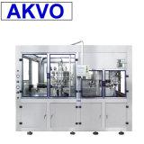 Venta de bebidas calientes bebidas automático de la línea de máquinas de llenado del vaso de agua