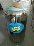 201適正価格の鋼鉄ステンレス製車の泡の洗濯機
