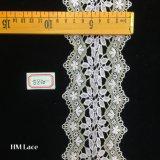 testo fisso smerlato spesso del merletto di 8.5cm per i mestieri Victorian & romantici domestici Hme830 della decorazione, dell'abito, degli accessori,