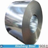 Bobina de acero galvanizada sumergida caliente en frío para el material de construcción