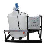 Il sistema di dosaggio chimico del filtro da acqua dell'unità per acqua di mare e ricicla