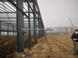 Entrepôt lourd d'atelier de structure métallique de prix usine en Amérique du Sud
