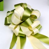 Polyester-Farbbänder, Zug-Bögen für Hochzeits-Dekoration