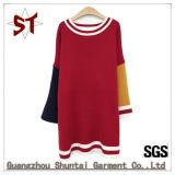 OEM оригинальные Производство трикотажных цветных женщин Pullover свитер
