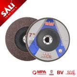 Larga vida de acero y metal pulido de discos de la tapa de aluminio calcinado