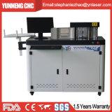 Los materiales del metal ruedan la carta máxima de la señalización de la anchura 160m m que hace la máquina