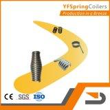 YFSpring Coilers C660 - шесть сервомеханизмы диаметр провода 2,50 - 6,00 мм - машины со спиральной пружиной