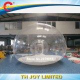 tende gonfiabili lunghe della bolla di 5m/6m, tenda esterna della cupola di svago, tenda trasparente da vendere