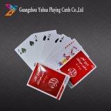 Papel da marca personalizada Placas de publicidade jogando baralho