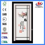 Пластиковые двойные двери поворотного механизма для коммерческих складные двери пластиковые двери из ПВХ
