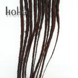 終了した14インチのBackcombed Dreadlocksの合成物質の毛を選抜しなさい