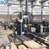 각을%s Tbl1412 제조자 CNC 구멍을 뚫고는, 표하기 및 깎는 기계