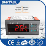 Controlador de temperatura Stc-9100 do armazenamento frio