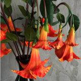 Reale Notefaux-Mandala blüht Bündel-künstliche Sprung-Blumen für Hauptdekor-Hochzeits-Blumensträuße