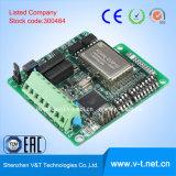 V&T E5-H 3pH certificado CE de Velocidad Variable económica AC Drive potente Control de vector sin sensor de 7.5 a 15kw-HD