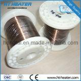 Alambre eléctrico de la aleación de la calefacción de Nicr