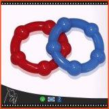 Haan van Donuts Silcone van het verblijf belt de Harde het Vertragen Ejaculation Speelgoed van het Geslacht van de Lijm van de Ring van de Penis het Flexibele voor Mensen