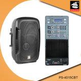 15 Zoll PROaktiver Plastiklautsprecher PS-4015cbt USB-180W Ableiter-FM Bluetooth