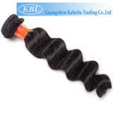Индийский Категория 3A глубокую кривой человеческого волоса в комплекте