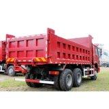 Дешевые Euroii HOWO передней подъемной системы 6X4 Dumper погрузчика