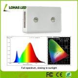 Ce RoHS aprobación FCC crecer la planta de luz LED de 200W Reflector de mazorca de luces de LED serie 7 de la banda de luz crecer