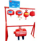 Venta popular 20-40L extintor que cuelga el sistema de supresión de fuego de FM200/Hfc227ea
