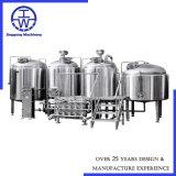 Brewhouse 100L 200L 300L 500L 800L 1000L를 위한 마이크로 Brewery Brewing Equipment & Brewing Machine