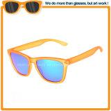 昇進UV400の方法ブランドのサングラスの着色されたデザイナーによって分極されるサングラス