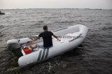 Do barco inflável do reforço da casca de Liya V barco liso do reforço do assoalho