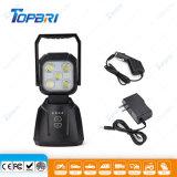 15W nachladbarer Motorrad-Röhrenblitz-fahrendes Licht des Portable-LED