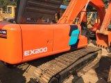 Excavatrice utilisée japonaise de Hitachi Ex200 Zx200 à vendre en Chine