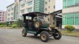 5 старинных пассажира автомобиля электрического поля для гольфа тележки